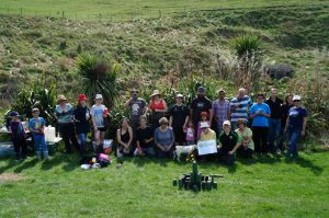 group planting2 Oct 1